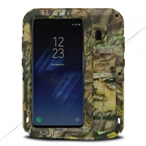 Pancerne Etui LOVE MEI SAMSUNG GALAXY S8+ Jungle