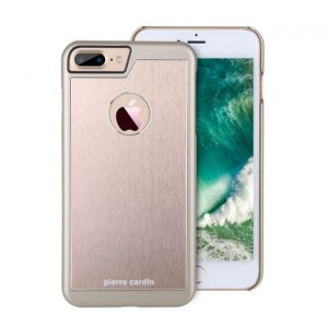 Aluminiowe etui PIERRE CARDIN iPhone 7 Plus