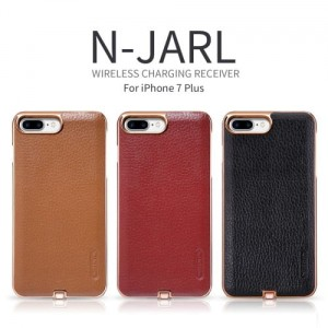 Etui NILLKIN N-JARL QI Wireless iPhone 7 Plus