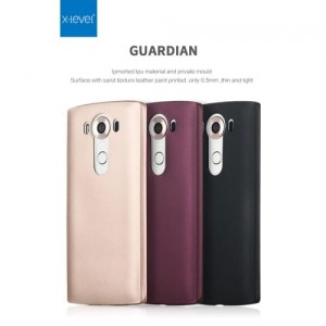 Matowe Etui  X-LEVEL Guardian Slim LG V10