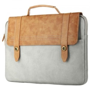 Stylowa Torba BASEUS  MacBook Air 13.3 iPad Pro 12.9 brązowa