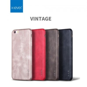 Etui X-LEVEL VINTAGE Back Cover iPhone 6S 6