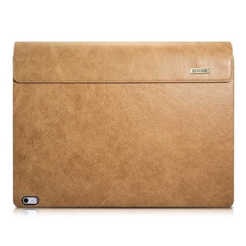 03b8ec84e88 Skórzane Etui ICARER Microsoft Surface Book - jasny brąz - RencaGSM ...